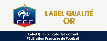 OCA - Label Qualité Ecole de Football par la FFF