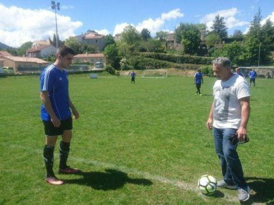 Les Seniors 1 assurent le maintien
